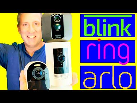 blink vs arlo  Blink vs Arlo