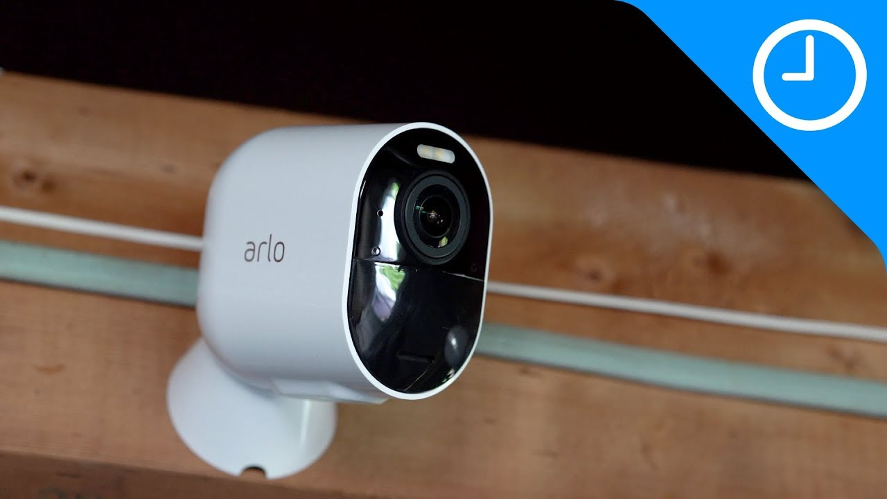 Arlo Ultra hands-on: should you choose it over the Arlo Pro 2? - YouTube